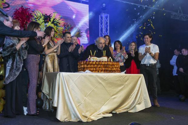 Napoli, Teatro Partenope: In mille per festeggiare Rino Manno