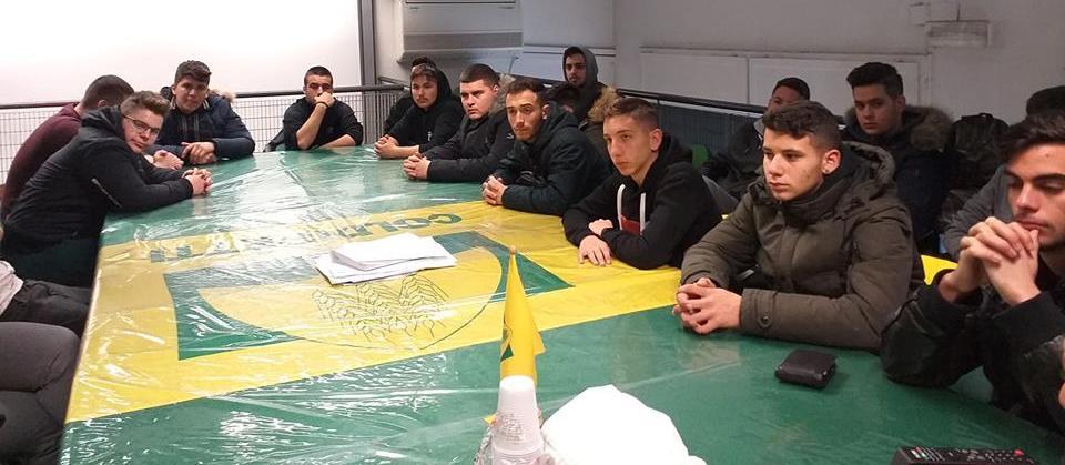 Studenti greci a Salerno per studiare la gestione dei rifiuti