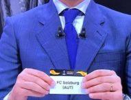 Europa League, il Napoli trova il Salisburgo