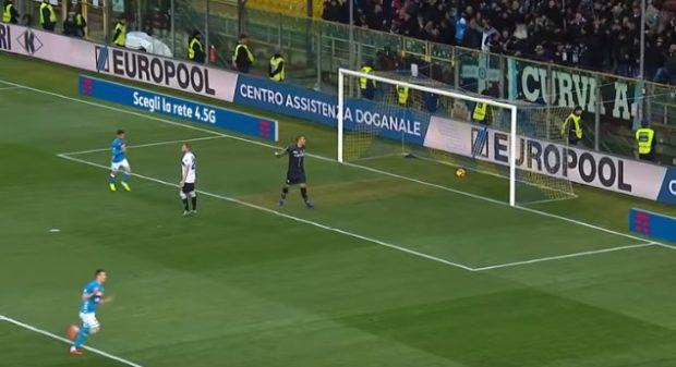 Poker a Parma, il Napoli ritrova i gol