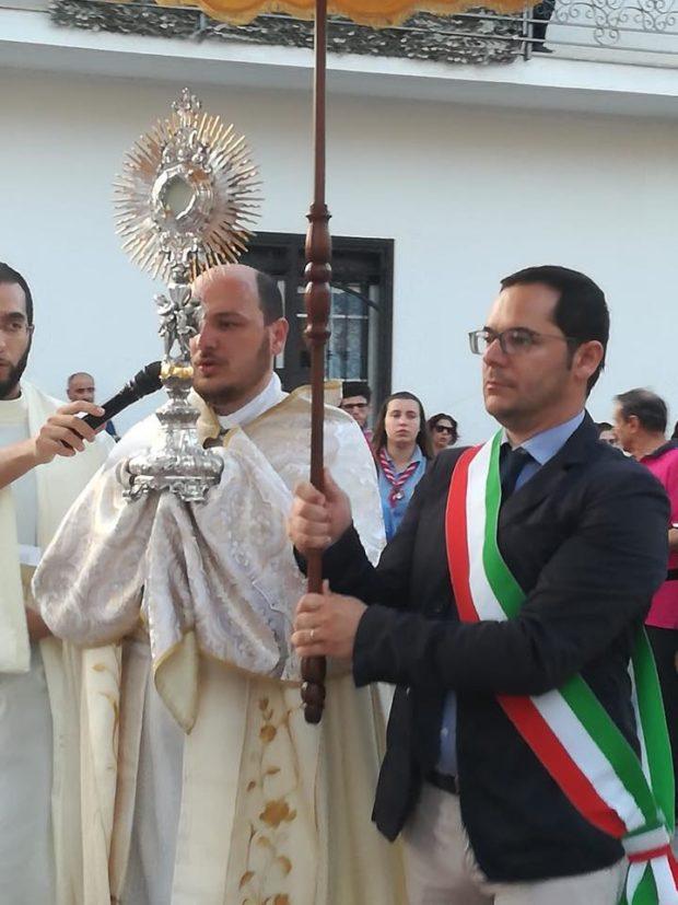 Sparanise, Caserta:  arrestato il sindaco del partito democratico