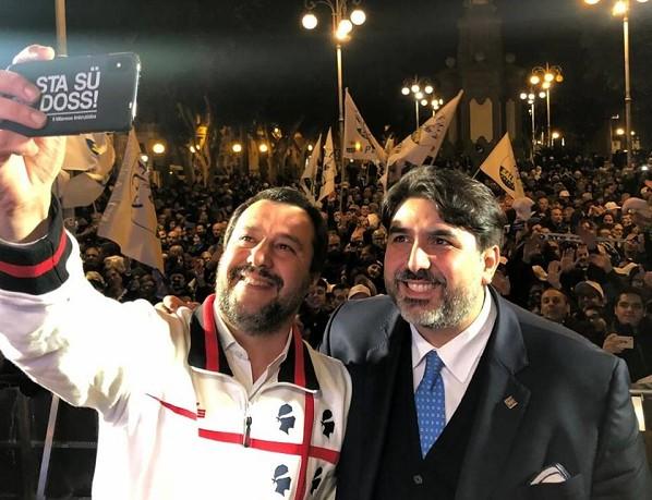 Sardegna, vince il patto Lega-autonomisti. E il Pd ride per un'altra sconfitta