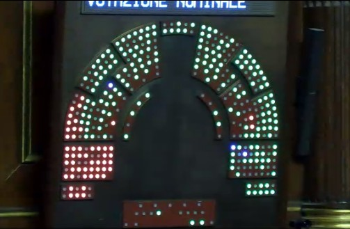 Taglio parlamentari, primo ok al Senato: Pd e Leu votano contro