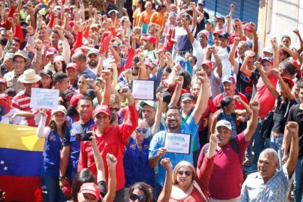 """Venezuela, il concerto: """"Giù le mani dalla nostra Repubblica"""""""
