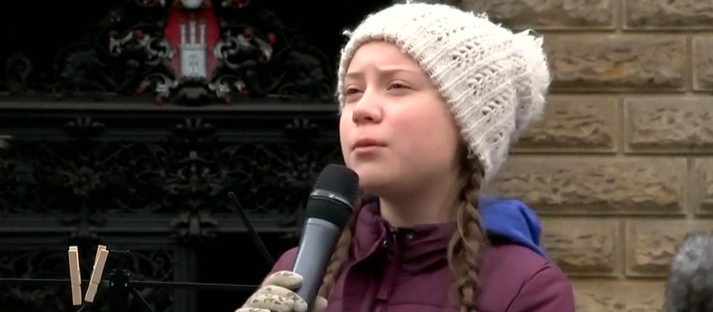 """""""Non Rubateci il futuro"""", in piazza centinaia di migliaia di giovani per salvare Madre Terra"""