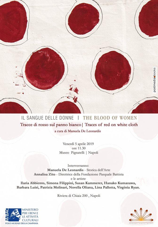 Napoli, Venerdì 5 Aprile verrà presentato 'Il sangue delle donne'