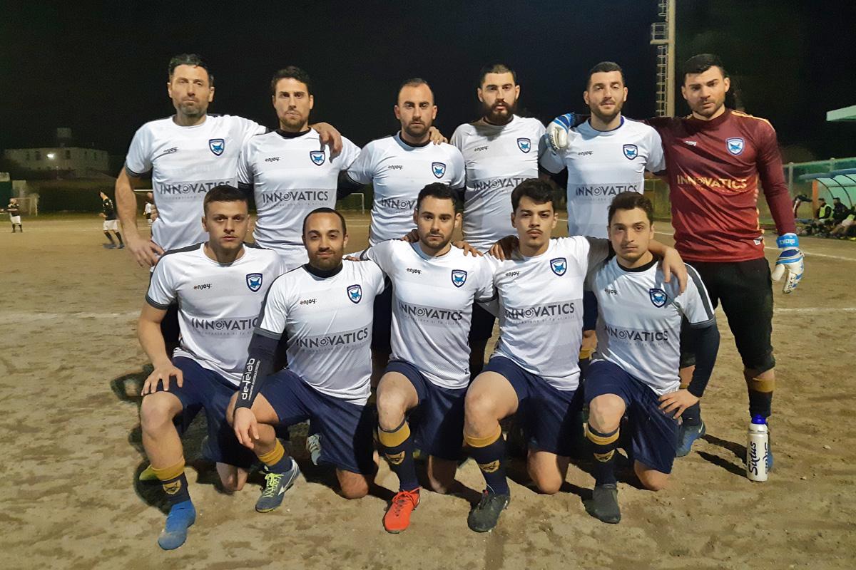 Impresa della Salerno Guiscards calcio, battuta l'Etruria