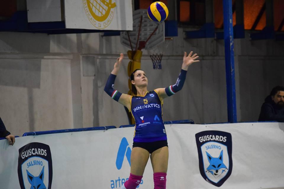 Cinque sfide per la Salerno Guiscards volley