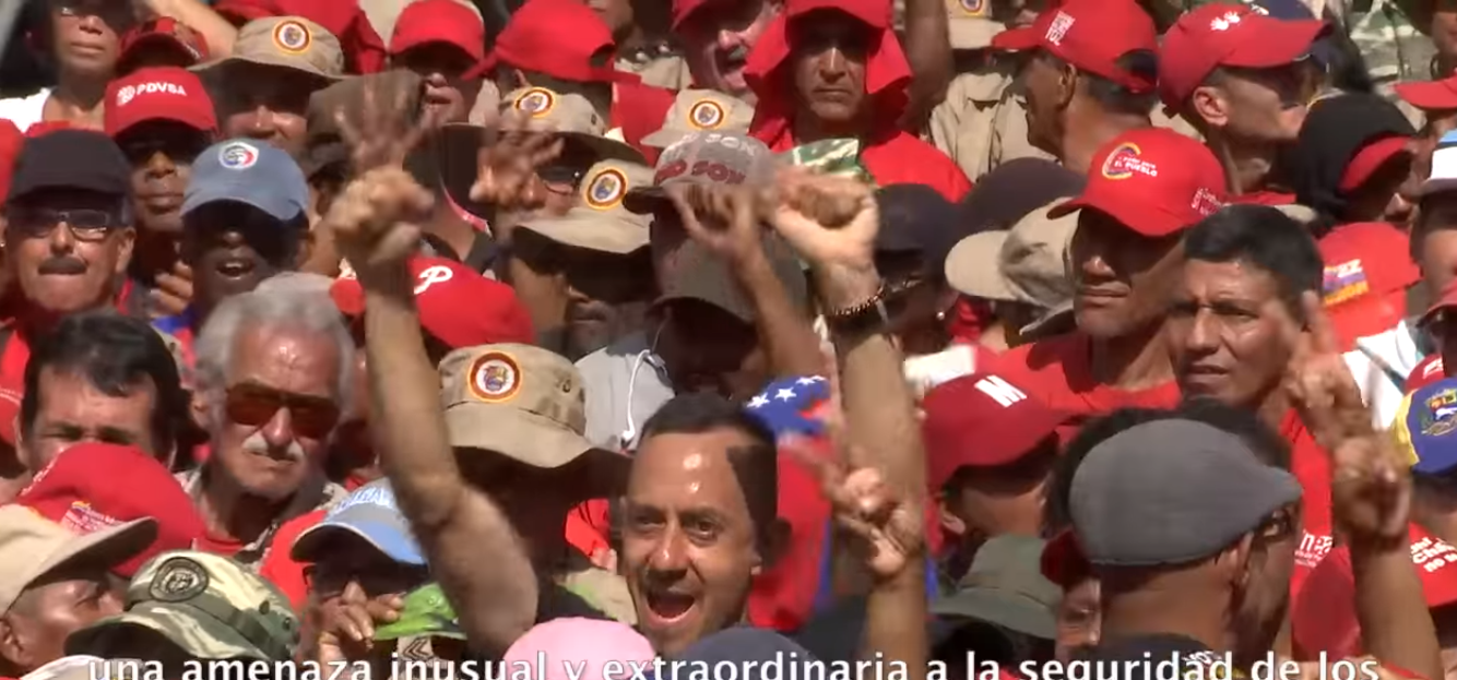 Venezuela: il governo, il popolo resistono nonostante blackout e false notizie