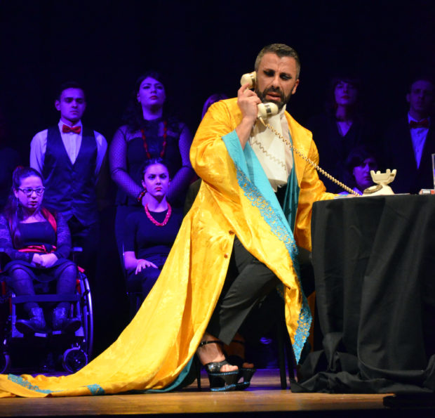 Secondo appuntamento con il Teatro in Arsenale: di scena Antonello De Rosa