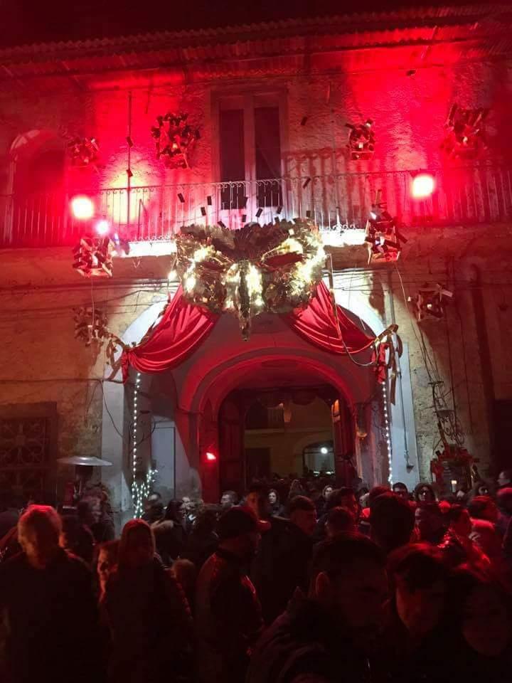 La grande notte di Carnevale a Marcianise