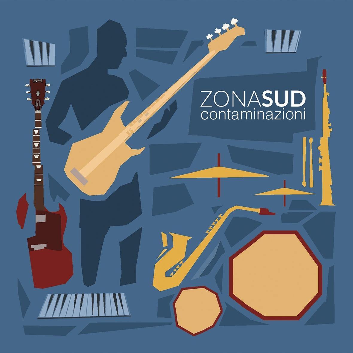 """""""Contaminazioni"""" il nuovo album degli Zona Sud"""