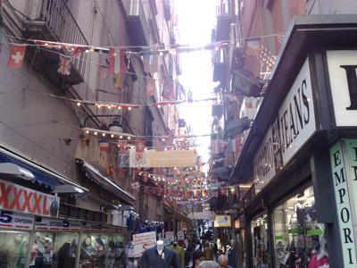Napoli, rinascita del quartiere Forcella:  1 milione 300 mila euro per avviare primo progetto