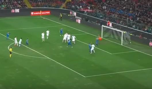 Qualificazioni Europei, esordio ok per l'Italia: Finlandia stesa da Barella-Kean