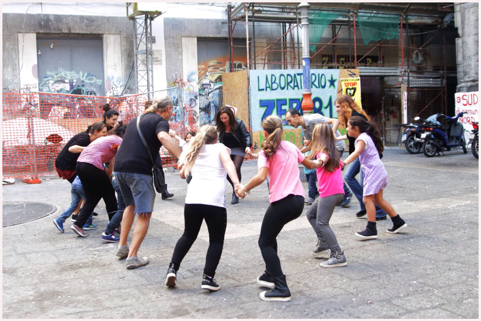 Napoli, Laboratorio Zero81:  Sabato sarà presentato 'l'orso nnamurato'