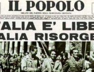 La Festa del 25 aprile in Campania, le iniziative e le cerimonie