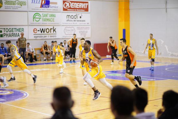 Procida battuto dal Basket Bellizzi