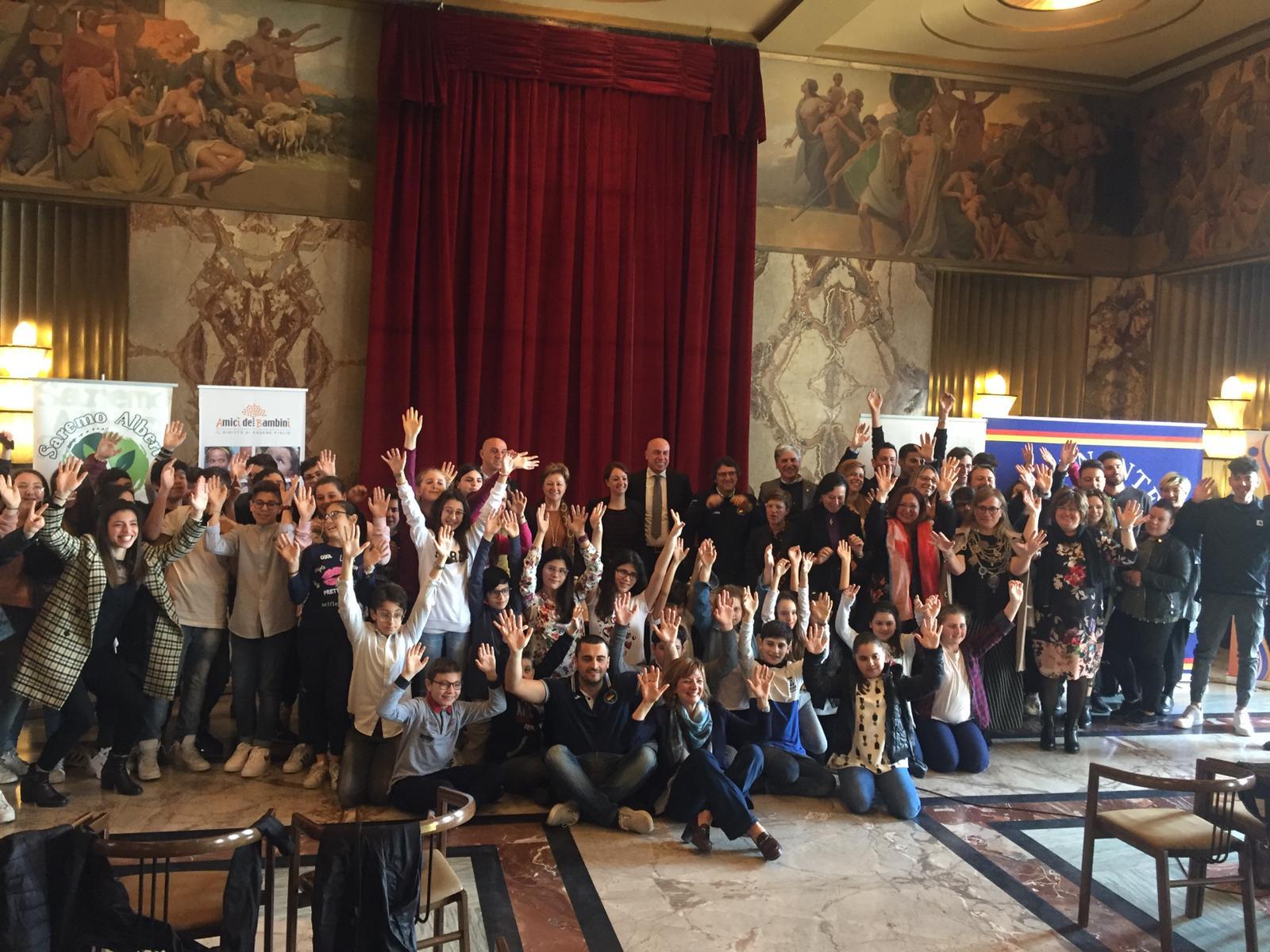 "200 studenti scoprono i loro talenti grazie a ""Panthakù. Educare dappertutto"""