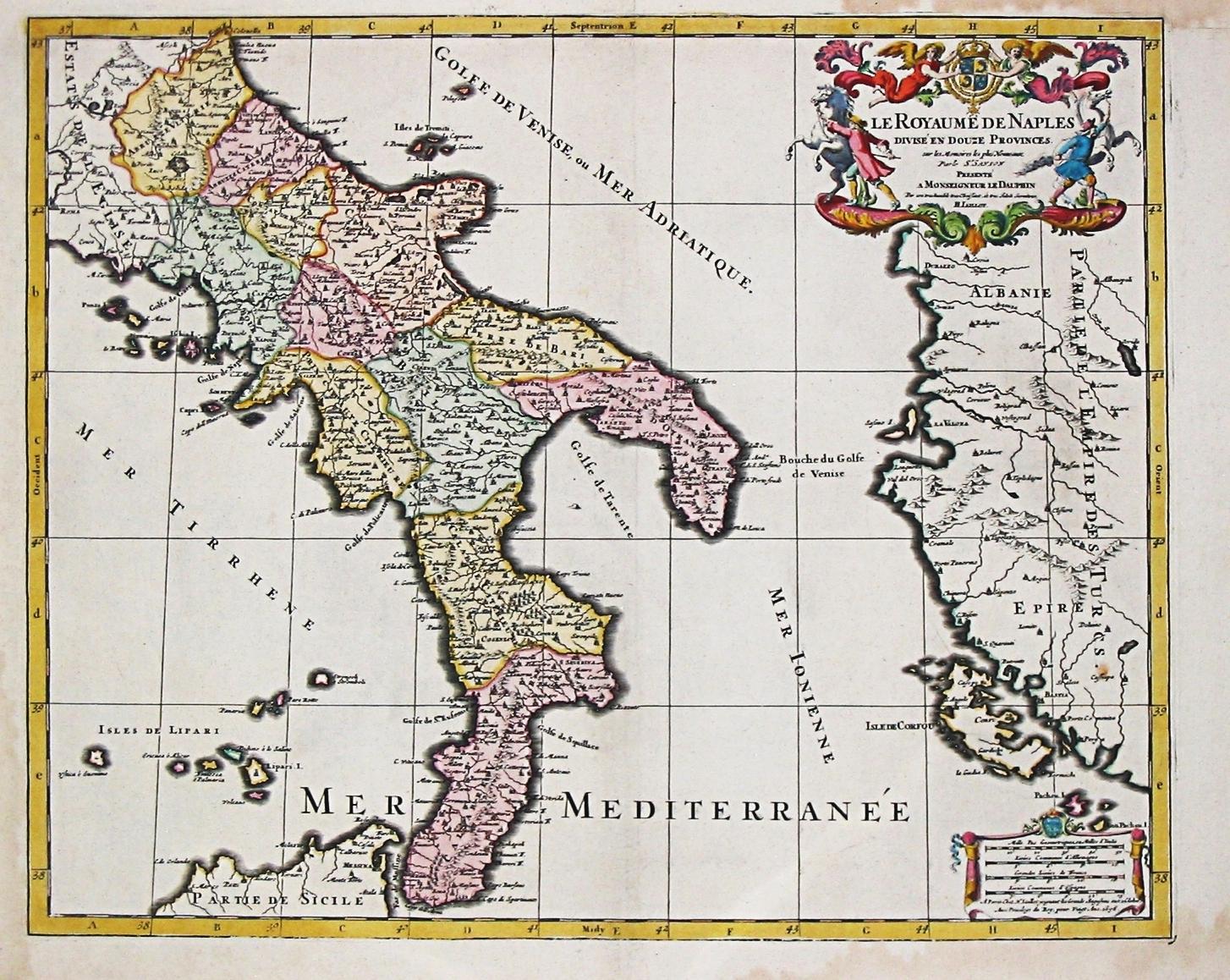 Parte domani il Napoli Map Fair