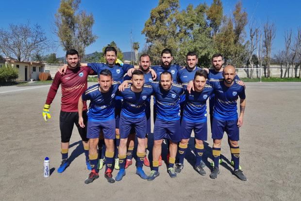 Prima sconfitta per la Salerno Guiscards calcio