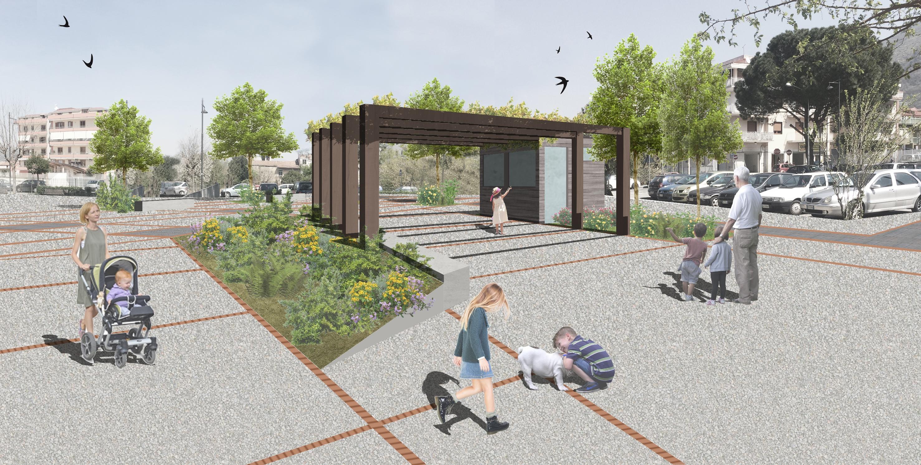 Nocera Superiore: mercoledì la presentazione del nuovo spazio urbano
