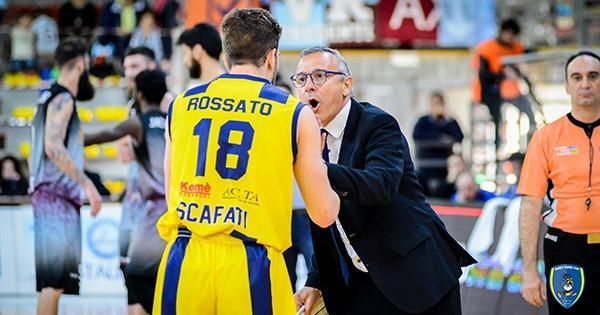 Basket: La Givova Scafati si prepara per un blitz
