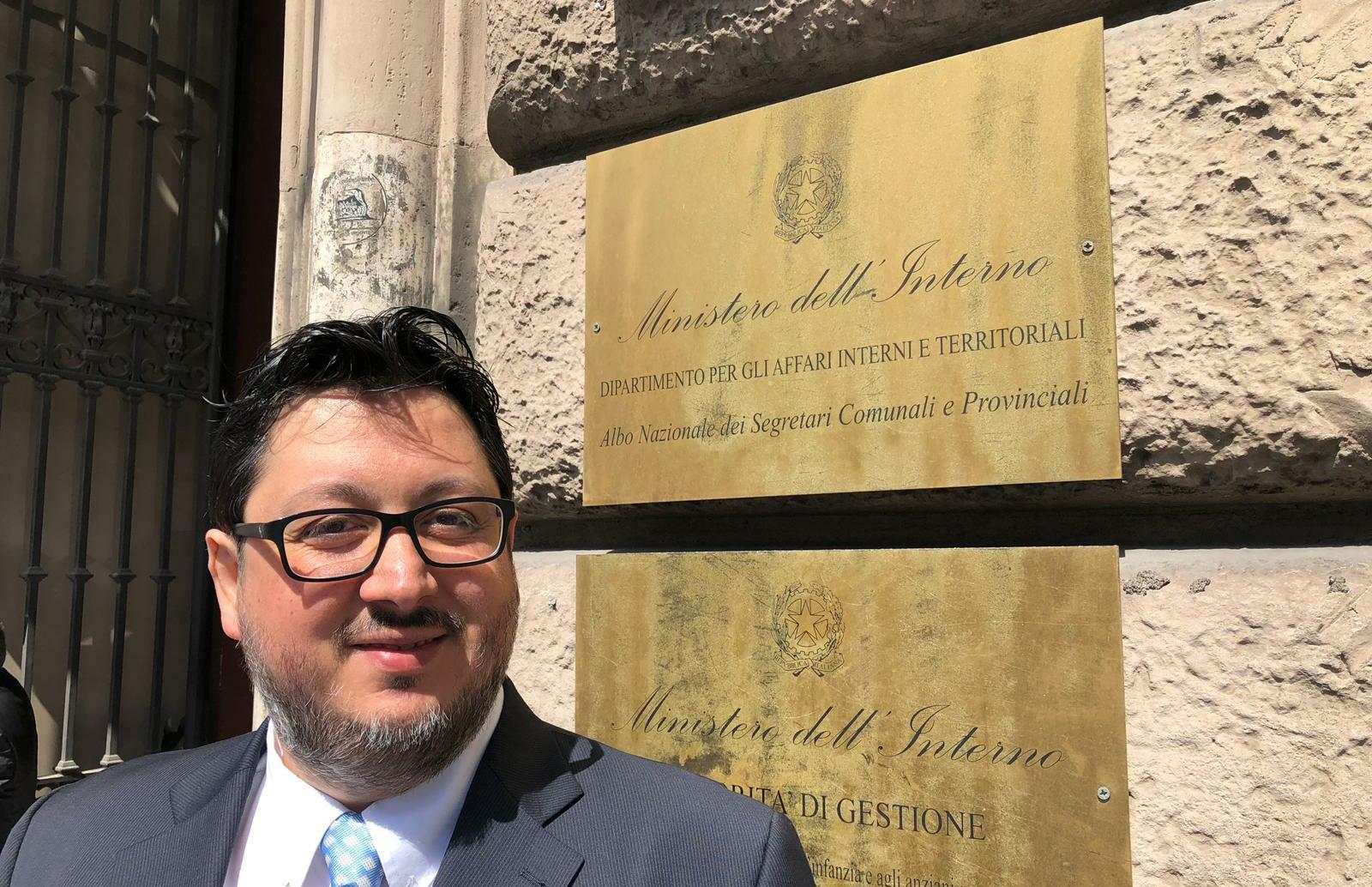 Amalfi: Roberto Franco nuovo segretario comunale