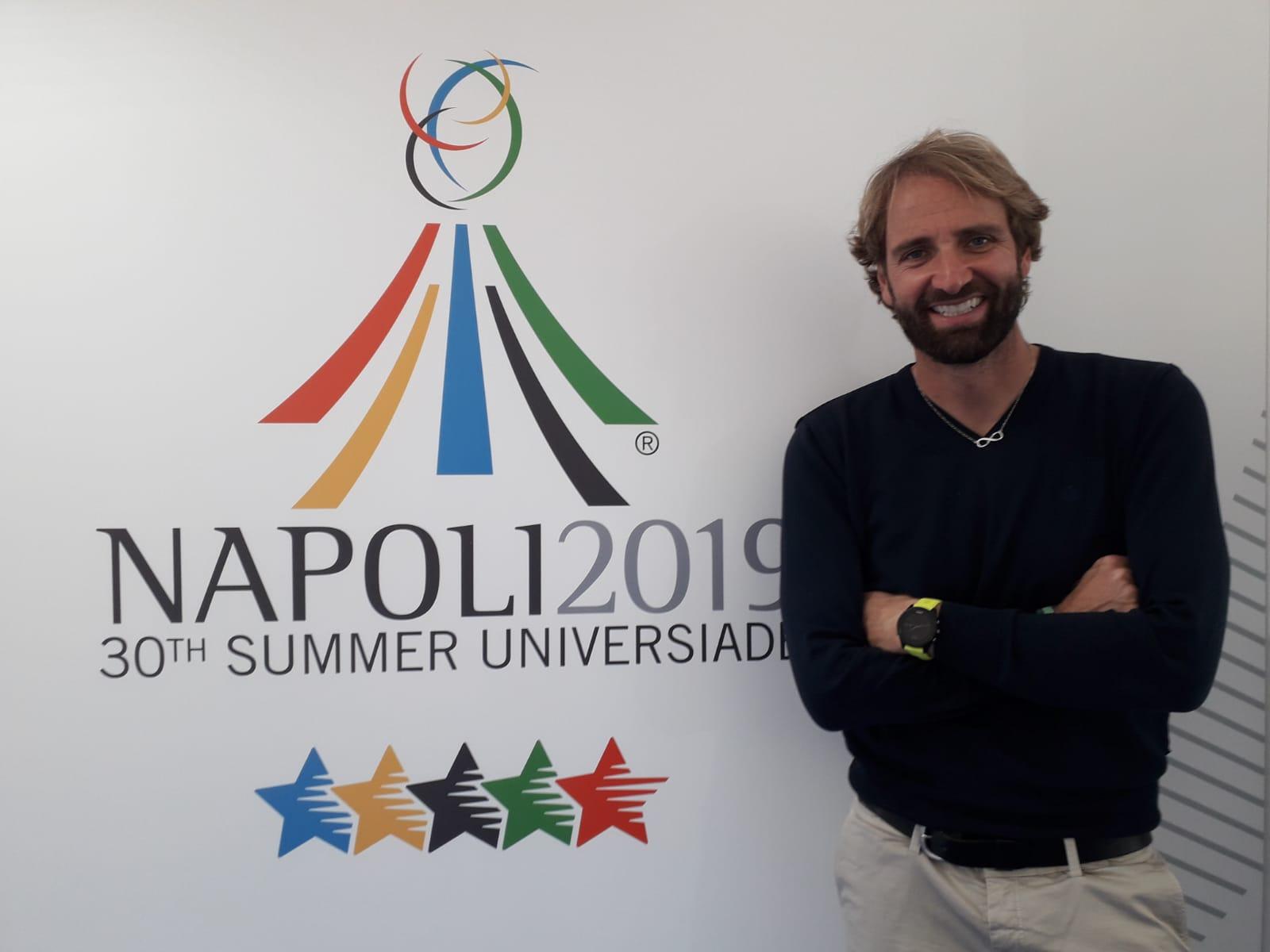 Universiade: anche Massimiliano Rosolino tra gli organizzatori