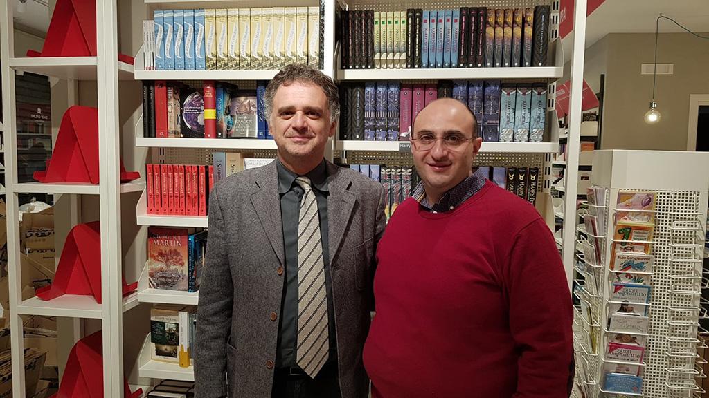 Sala Consilina: domani l'inaugurazione del bookstore Mondadori