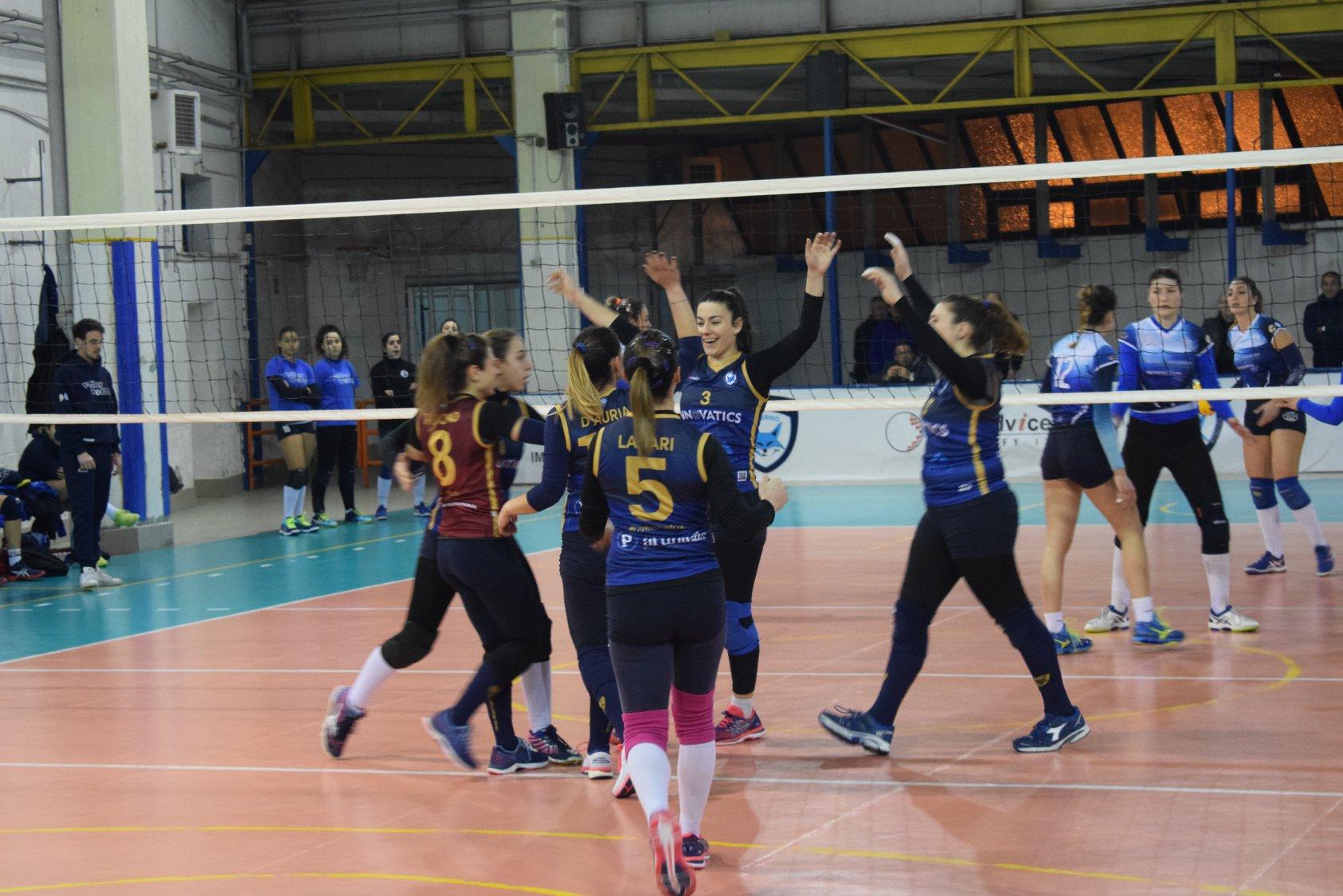 Il Volley Salerno Guiscards pronto a confrontarsi con la corazzata Molinari