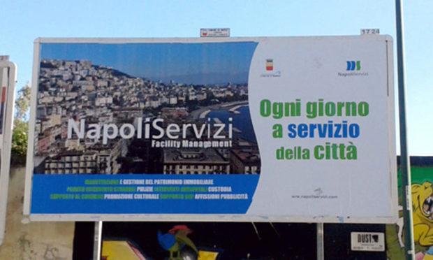 I revisori bocciano il bilancio di Napoli Servizi, la società rischia di fallire