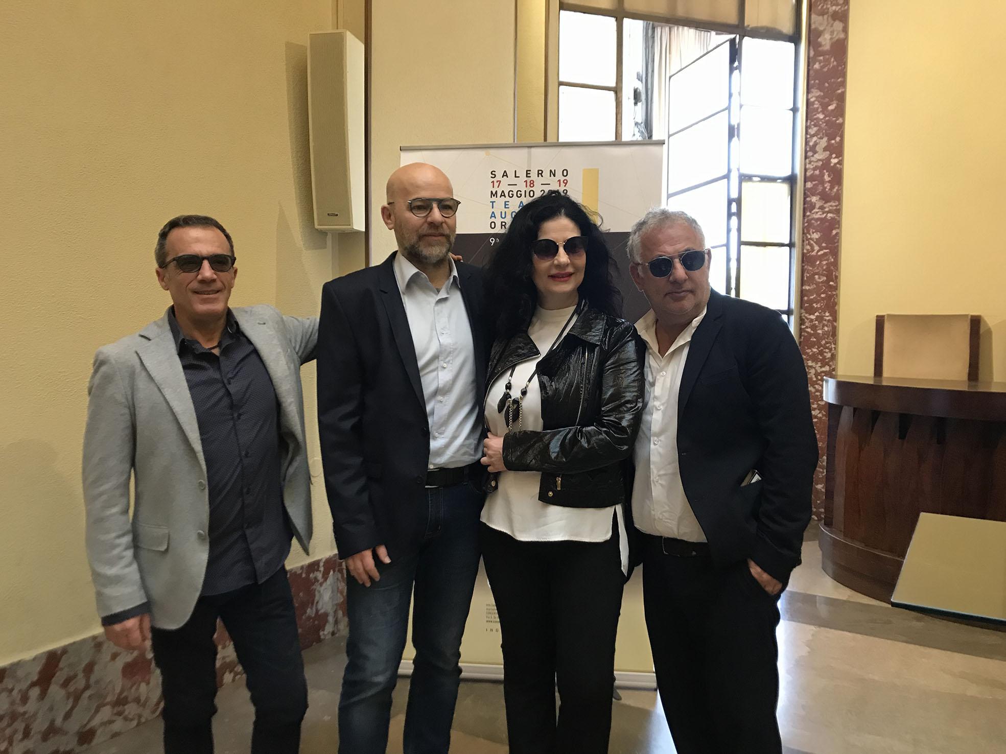 Salerno: Il teatro Augusteo ospita il Salerno Jazz & Pop festival
