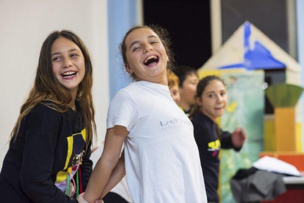 Napoli, il teatro dei giovani presenta 'Tutti contro tutti'