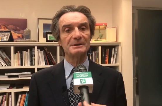 """Lombardia, indagato il governatore Fontana: """"Violati principi di imparzialità"""""""