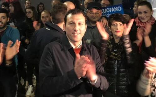 Nocera Superiore, Cuofano rivince al primo turno