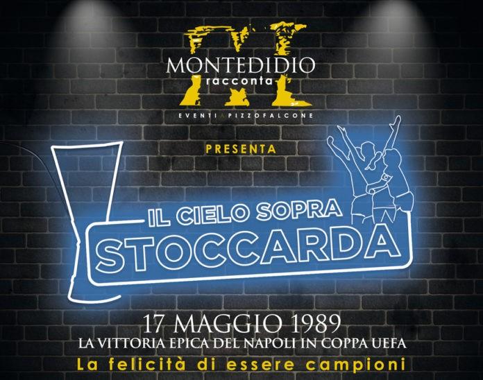 Il cielo sopra Stoccarda, sul palco il tributo al trionfo europeo del Napoli