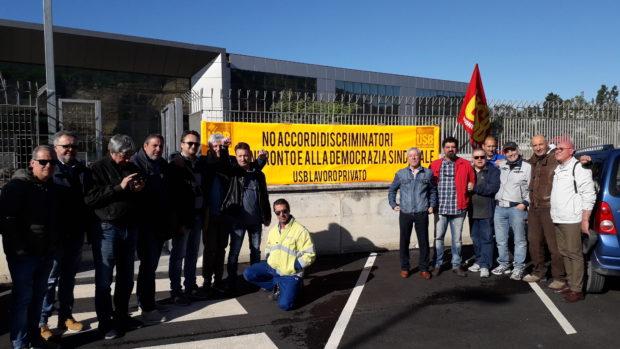 Campania: Sciopero Usb alla 2i Rete Gas, tantissime adesioni