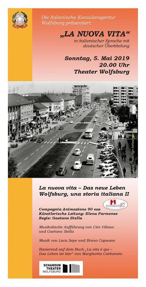 Da Salerno a Wolfsburg: Gaetano Stella e la sua compagnia di scena in Germania