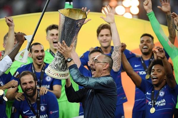 Europa League, trionfa il Chelsea di Sarri. E la Juve tenta il Comandante