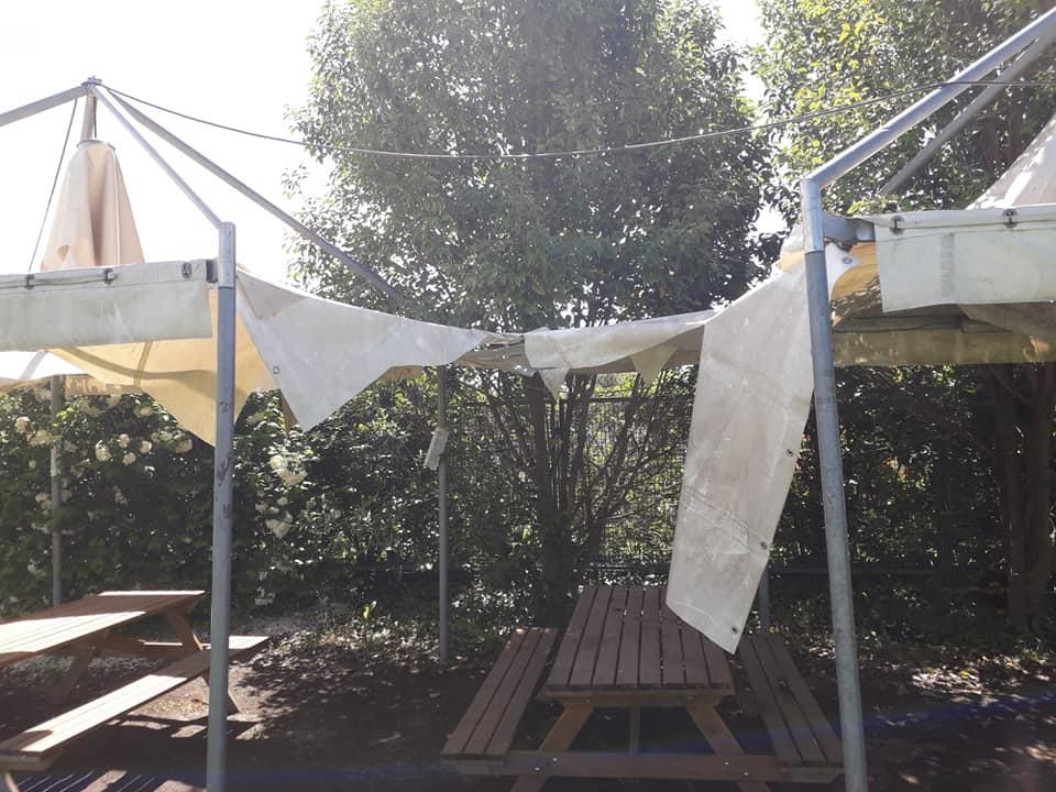 Pontecagnano, Salerno: atto vandalico ai danni del parco eco archeologico