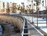 Interventi di bonifica in via Irno a Salerno