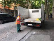 Napoli, albero cade al Vomero: tragedia sfiorata
