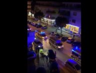 """Capaccio, la denuncia: """"Carosello di 7 ambulanze per la festa del neo sindaco Alfieri"""""""