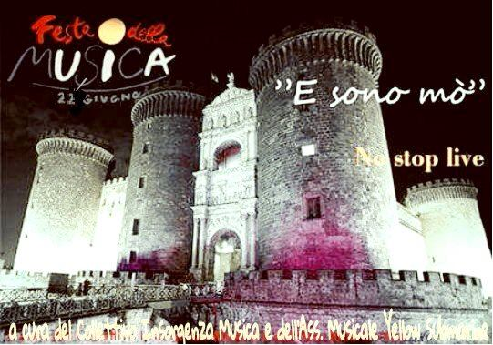Napoli, la festa della musica al Maschio Angioino