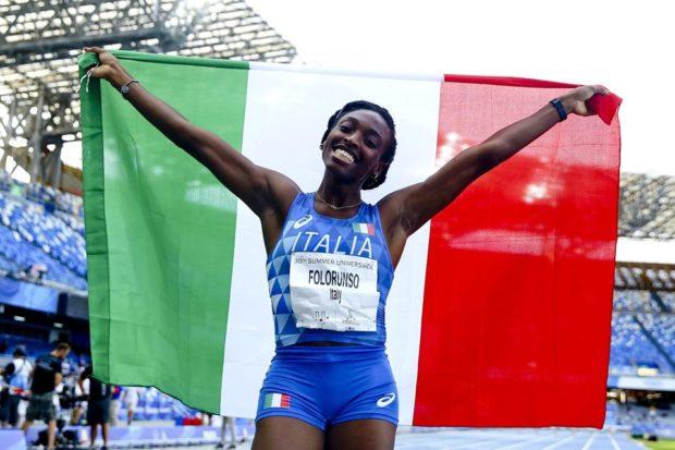 Folorunso come Osakue, sorelle d'Italia: ancora atletica d'oro alle Universiadi