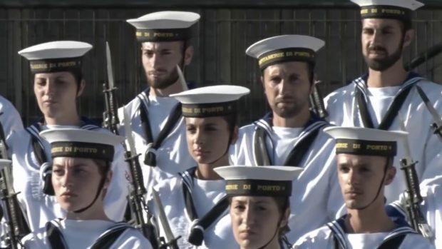 Napoli: in tanti ai festeggiamenti del corpo delle capitanerie di porto