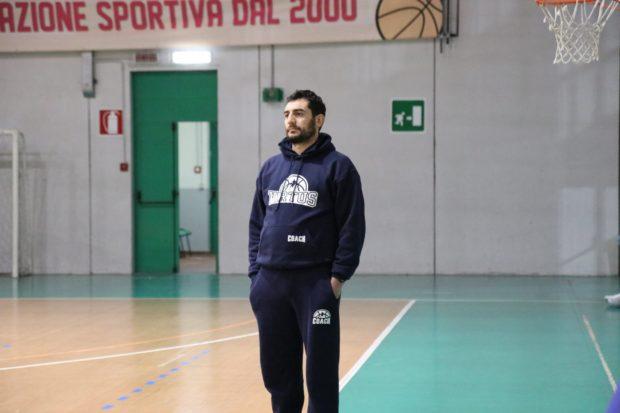 Hippo Basket: entra nello staff tecnico mister Francesco Corrado