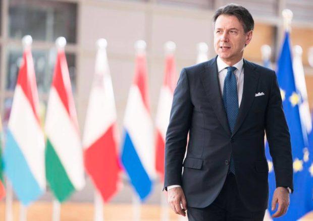 """Presidente Conte: """"L'Italia è uno Stato di diritto, bendare indagato è reato"""""""