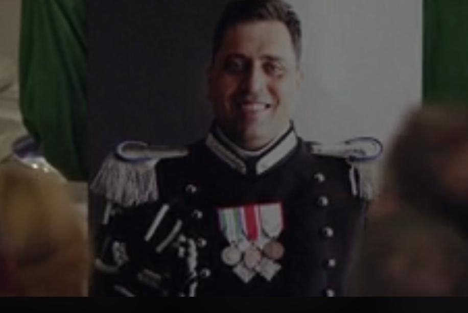 Ciao Mario, rispetto e riconoscenza per un carabiniere