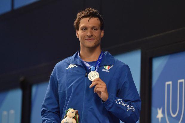 Dopo l'Argento delle Universiadi, Occhipinti conquista il bronzo ai mondiali